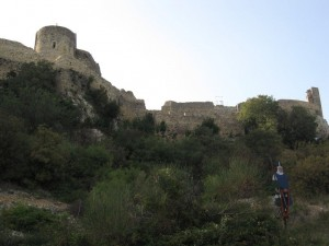 9th Century Mornas Fortress