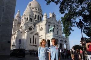 The Cathédrale du Coeur Sucré!